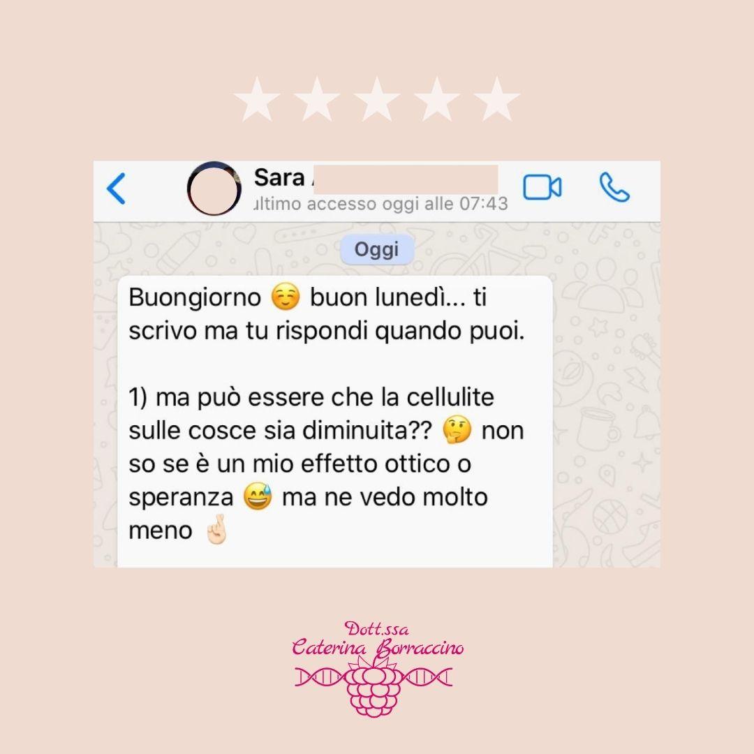 Dottoressa Caterina Borraccino